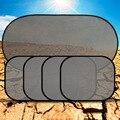 5 Pcs/Set Black Auto Sun Visor Car Sun Shade Car Window Suction Cup Car Curtain Auto Sun Shade Car Styling Covers Sunshade