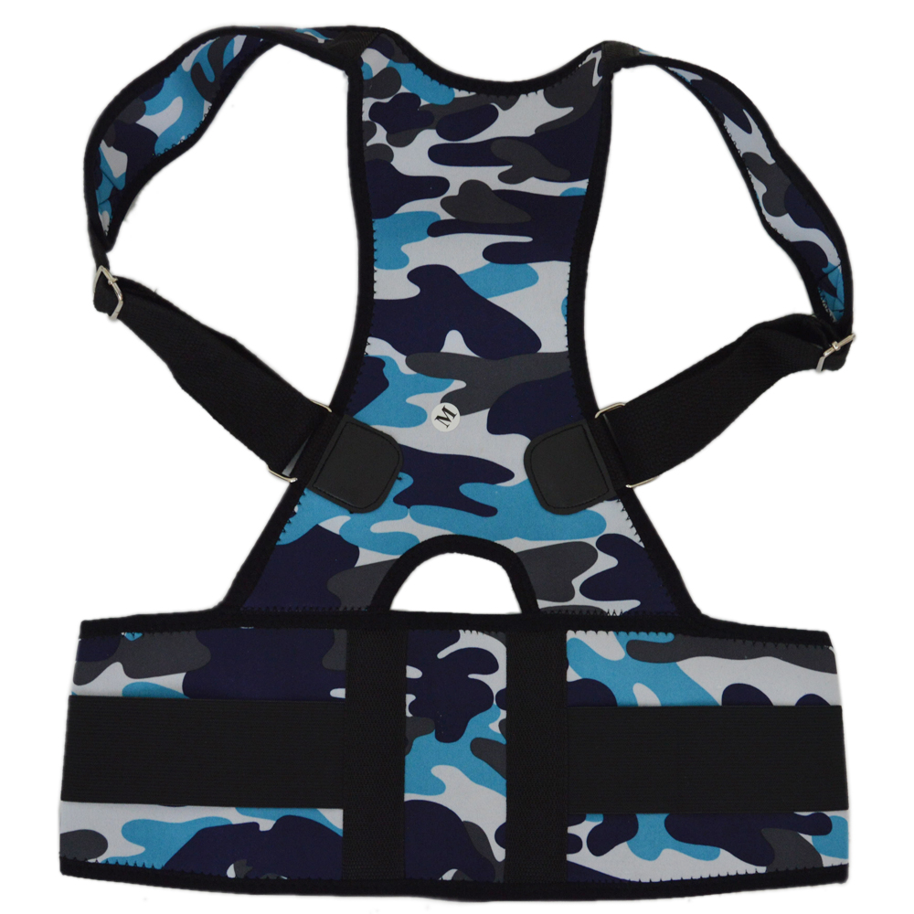 Adjustable Men Women Posture Corrector Back Brace Support Belt Orthopedic Lumbar Corset Vest Release Pain Health Care