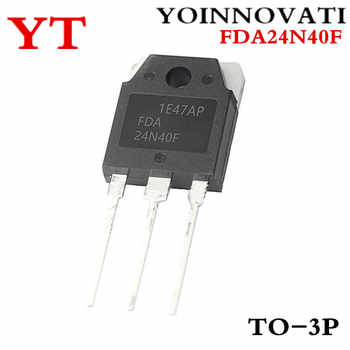 50pcs/ lot FDA24N40F FDA24N40 24N40 TO-3P IC Best quality - DISCOUNT ITEM  23 OFF Electronic Components & Supplies