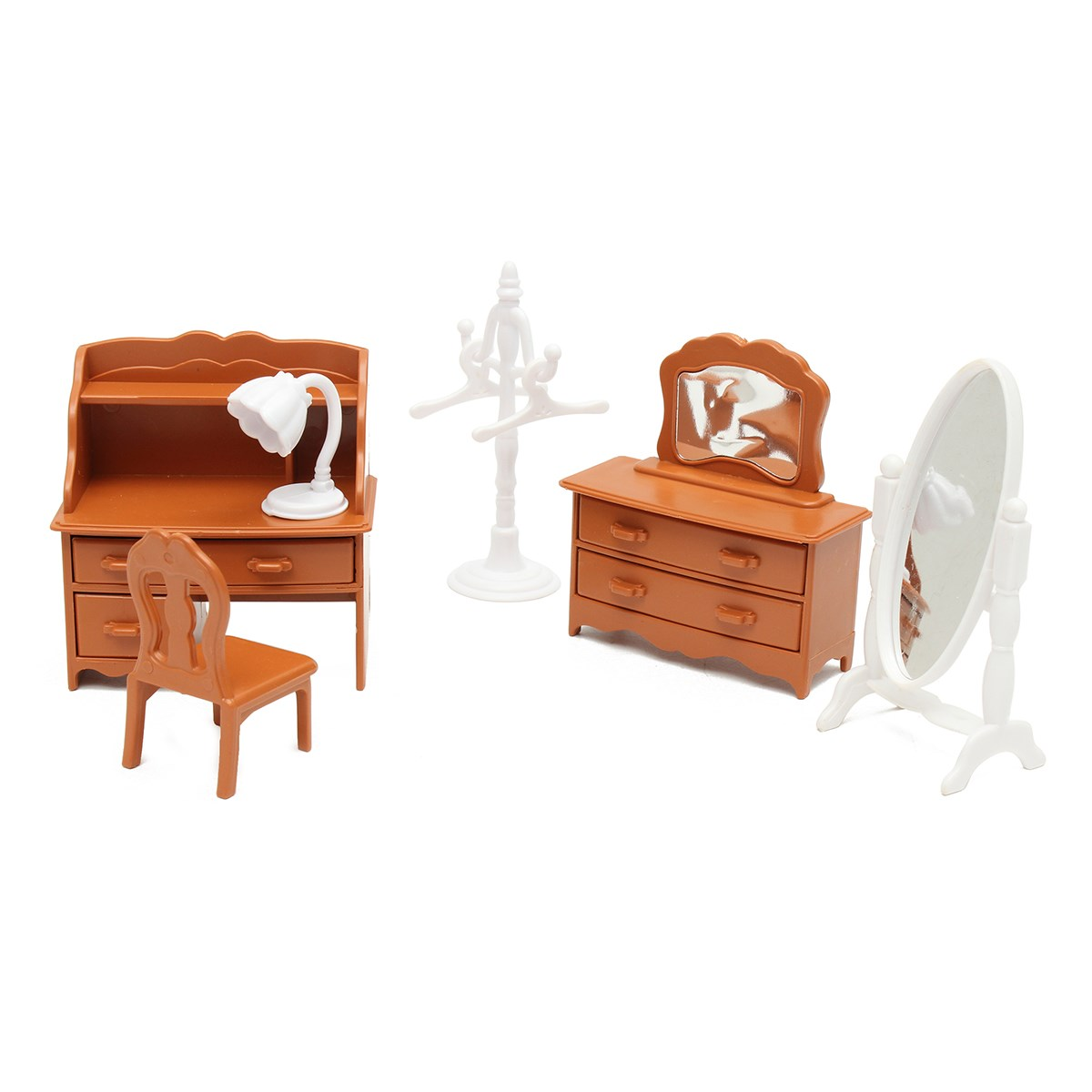 mini furniture sets. Miniature Living Room Dressing Table Furniture Sets For Mini Children DollHouse Home Decor Kids Toy Doll House Toys Gift-in Houses From \u0026 Hobbies O
