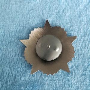 Image 5 - Sipariş zafer sovyet rusya Bagde CCCP USSR ödülü sipariş madalya 73mm kopya