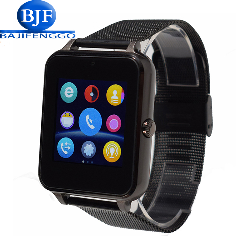 Bluetooth Smart Watch support SIM TF Card Smartwatch For Android phone whatsapp PK GT08 Q18 V8 steel Straps for Samsung huawei
