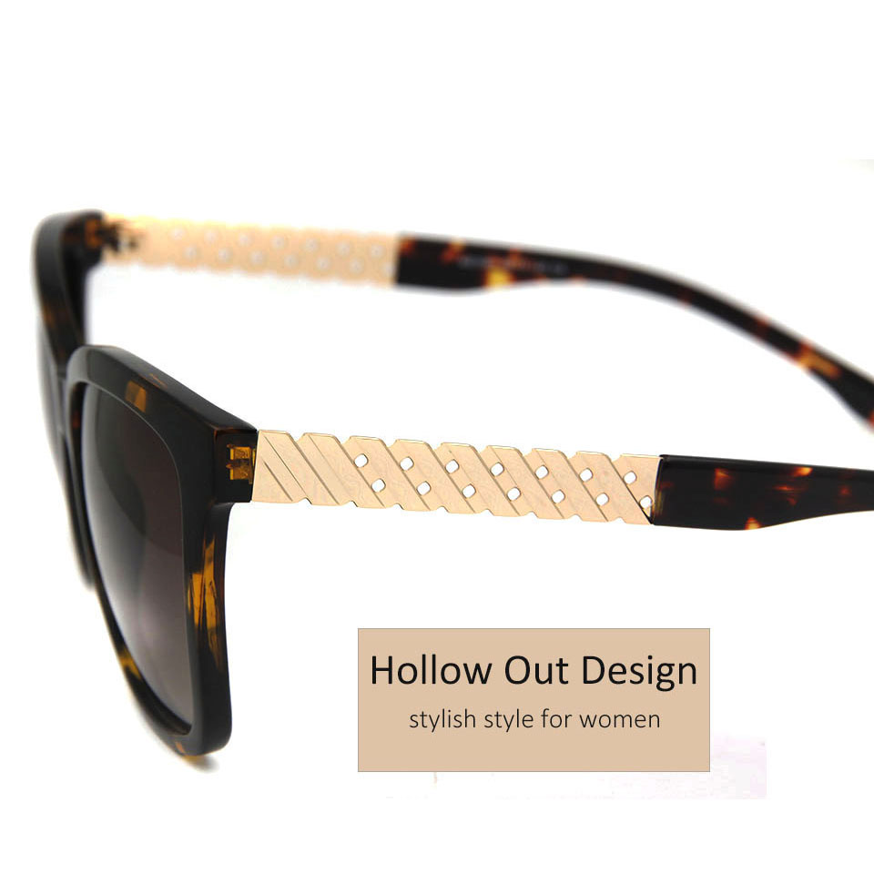Designer Brand Luxury Womens Polarized Sunglasses Women Uv400 Shades For Women Trending Ladies Sunglasses Square Oculos Feminino in Women 39 s Sunglasses from Apparel Accessories