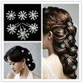 AliExpress vendendo U-em forma de noiva mantilha acessórios de cabelo varas do cabelo cabelo varas varas do cabelo lojas de fábrica por atacado estrela