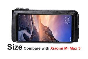 Image 5 - Funda de cuero para Xiaomi Mi 6, 8, 5s, 4, 2, mix, max, a2, redmi Note 3, 4, 5, 6, 4X, 5A PRO, bolsillo para Tarjetas Global, suave, MI6, MI8 LITE plus