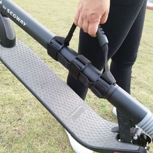 Portable Carrying Handle for Xiaomi M365 Scooter Skateboard Hand Carrying Handle Straps Belt Webbing Hook Bike Accessories