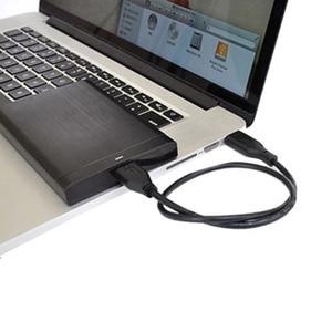 Image 4 - 0.4メートルのusb 3.0オスタイプaにマイクロbケーブルusb3.0データ延長同期用外付けハードドライブのディスクのhddコンバータアダプタコード