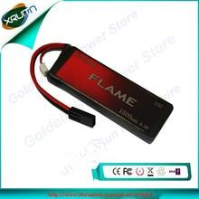 1 шт. пламя 9,9 В 1500 мАч 15C LiFePO4 Батарея FLAME-POF4-06 M3E15