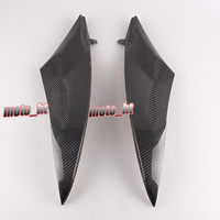 Carbon Fiber Tank Side Cover Panel Fairing for Yamaha YZF R6 2006 2007