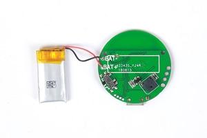 Image 2 - NRF52832 52810 צמיד פיתוח לוח Bluetooth 4.0 4.1BLE תשע ציר תנועה חיישן ללא דיור