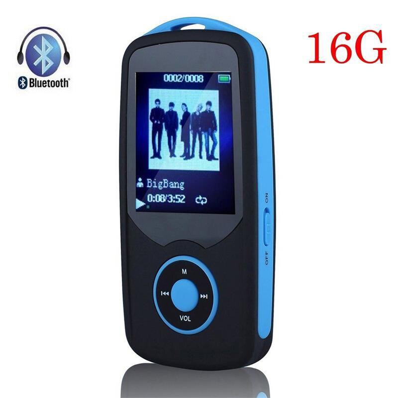 New Original Bluetooth MP3 Music Player RUIZU X06 High Quality Lossless 1 8 Inch Play 100Hr