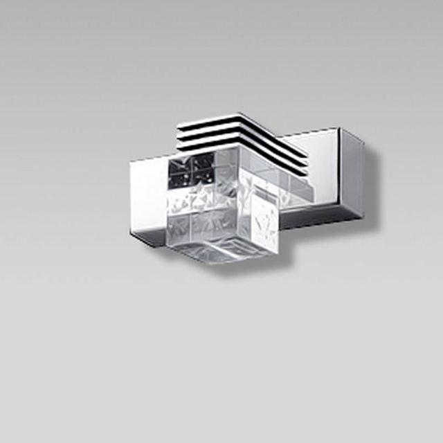 Lampada Da Bagno Per Specchio.Led Bolla Di Cristallo Bagno Specchio Moda Lampada Da Parete Luci