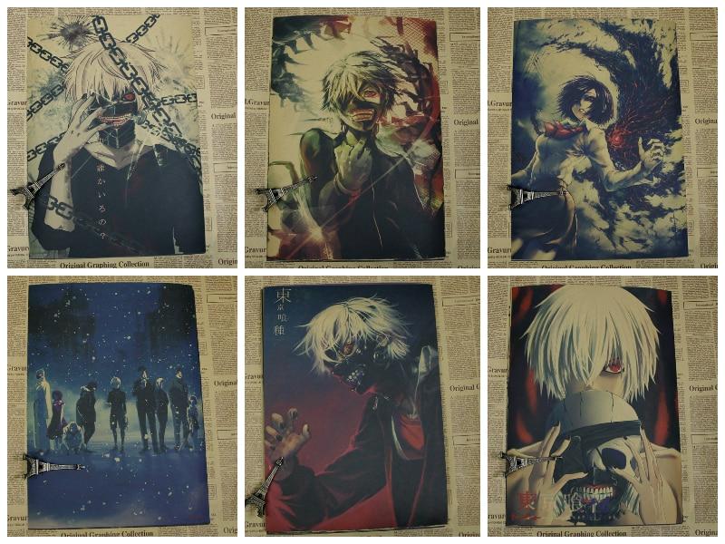 Sticker, Kraft, Anime, Tokyo, Poster, Wall