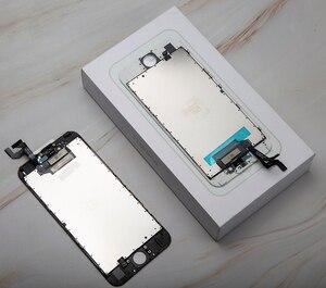 Image 5 - 5 יח\חבילה 100% AAAA מקורי LCD מסך עבור iPhone 6S בתוספת מסך LCD תצוגת Digitizer מגע מסכי החלפת צגי LCD dhl