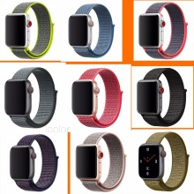Strap for iwatch 3 38mm 40mm band 42mm 44mm watch i 4 replacement strap nylon woven