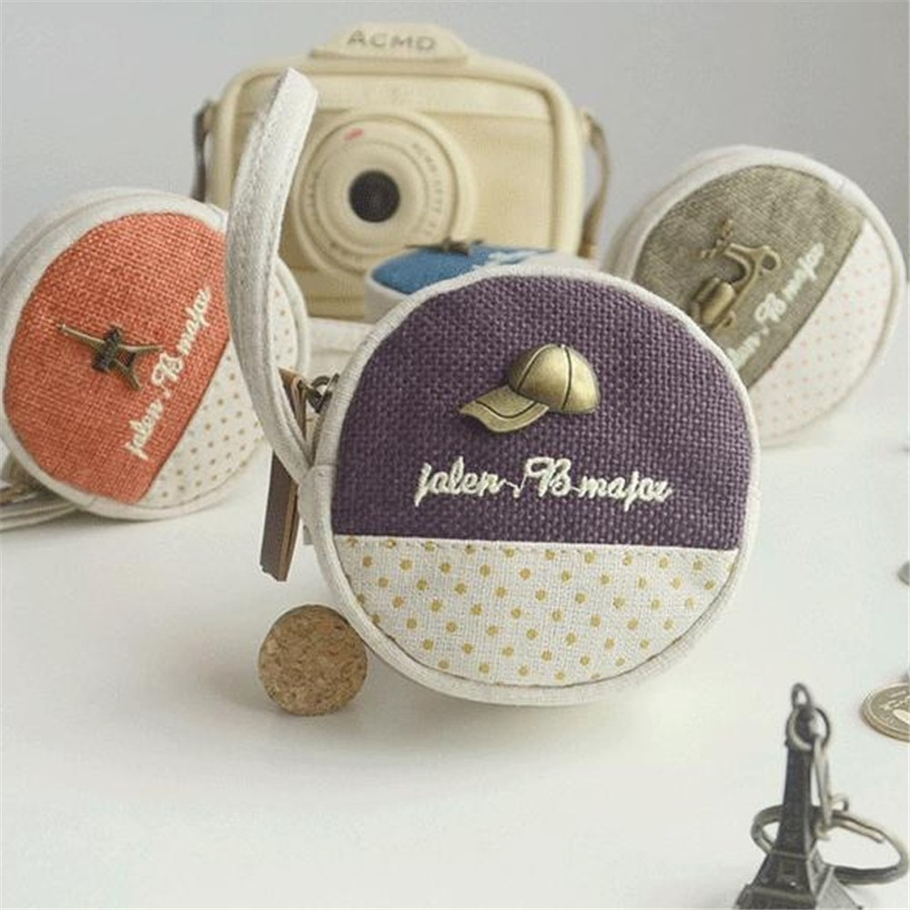 Fashion-Women-Girl-Kid-Baby-Storage-Cute-Coin-Round-Canvas-Zipper-Bag-Change-Wallet-Purse-CB0034 (4)