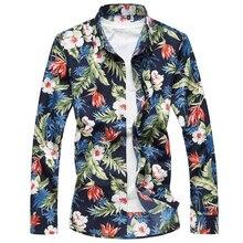 2017 Summer Men Denim Shirt Short Sleeve Shirt Men M-XXXL Cotton Holes Design Slim Fit Dress Shirts Male Camisa Social Masculina