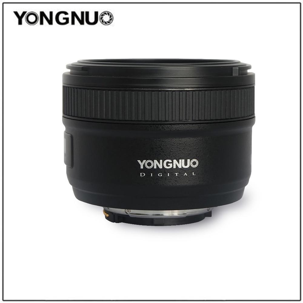 Yongnuo YN35mm F2 объектив широкоугольный большой апертурой фиксированный объектив с автофокусом для Nikon D7100 D3100 d5300 d7000 d90 d5200 d7200 Камера