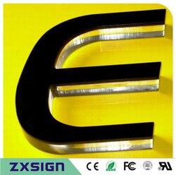 Наружные или внутренние акриловые буквы и цифры для магазина знак, плексигласовая буква на окно