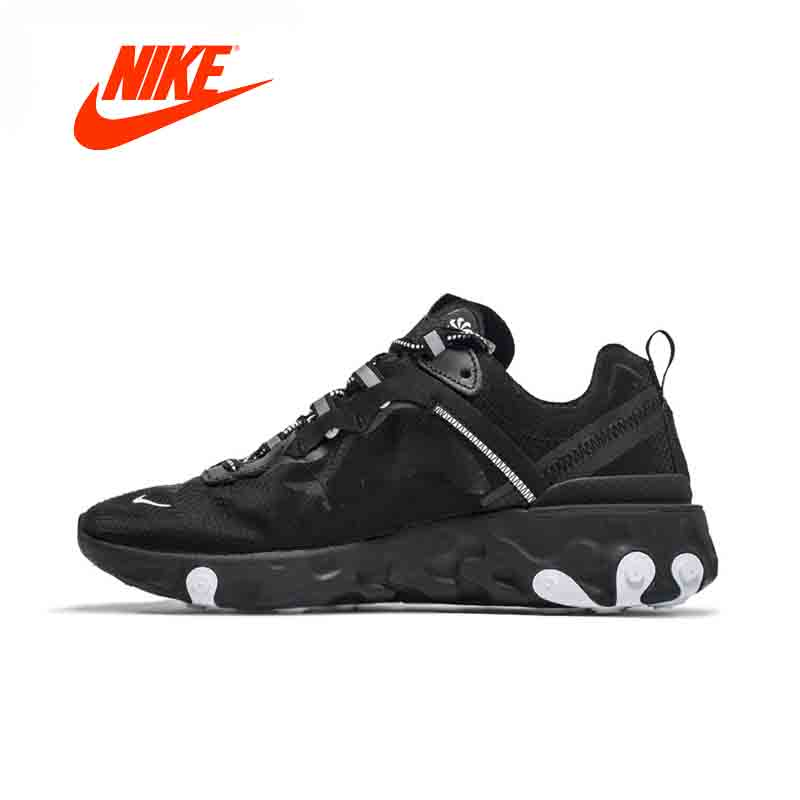 Original New Arrival Authentic UNDERCOVER x Nike Upcoming React Element 87 Men's Running Shoes Sport Outdoor Sneakers