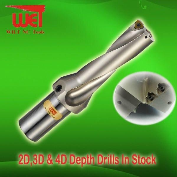 U-drill T-Max 3x Depth U Magic Rapid Drill  Blind Hole Making Tool For Drilling insert of WCMX30208 /WCMX040208/WCMT050308/WCMT  free shiping u urill 18mm 72mm depth 4x t max u magic rapid drill blind hole making tool for spmg060204 drilling inserts