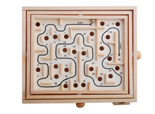 Large Wooden Maze Toy