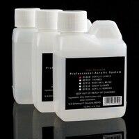 Nail Acrylic Liquid Thinner Wash Nail Water Brush Cleaner Acrylic Remover 120M