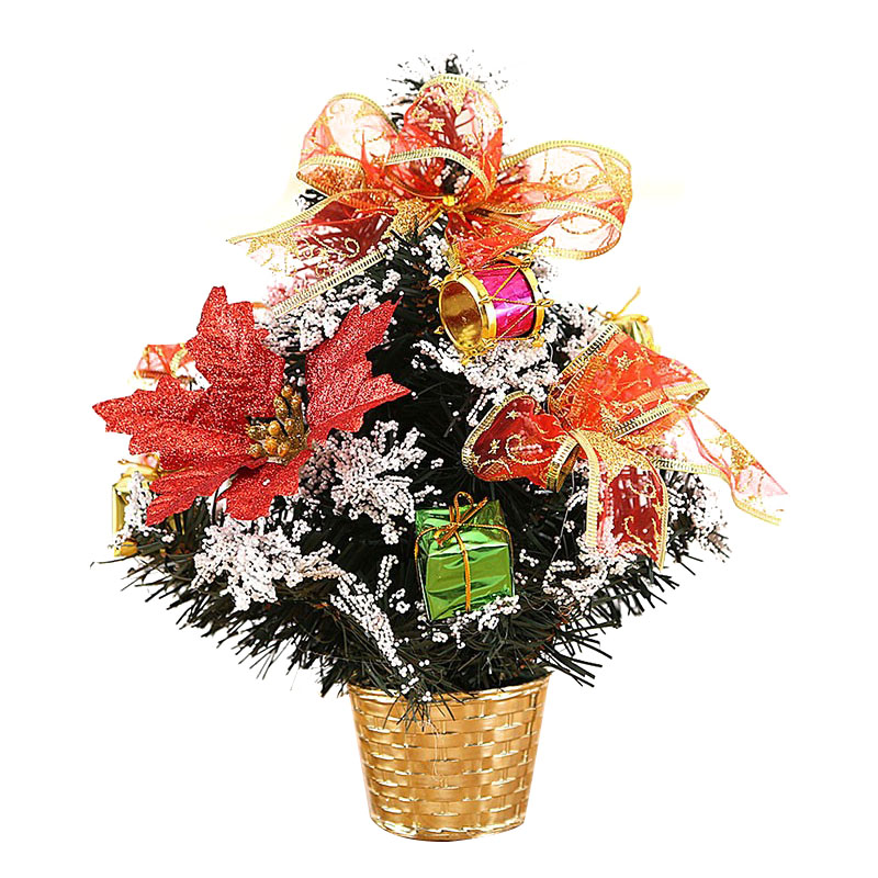 Little Christmas Tree Artificial Wedding Party Christmas
