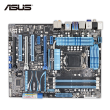 Asus P8Z68 DELUXE Orijinal Kullanılan Masaüstü Anakart Z68 Soket LGA 1155 i3 i5 i7 DDR3 32G SATA3 USB3.0 ATX