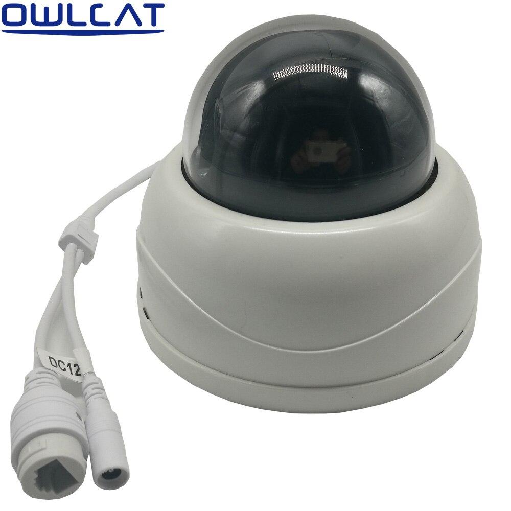 ФОТО OWLCAT SONY322 1080P 2MP CMOS Indoor Dome IP Camera PTZ 3X ZOOM Auto Focus 2.8-8mm lens Varifocal Network P2P Camera Onvif