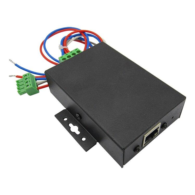 Convertisseur de protocole USB à CAN, isolation photoélectrique USB-CAN, peut connecter 110 nœuds, à 10 kilomètres de distance