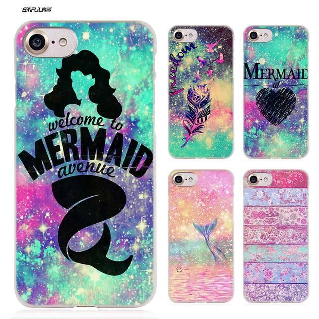 coque iphone 8 plus mermaid