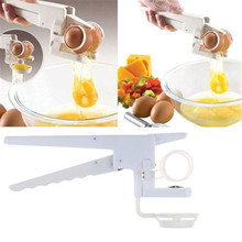 Egg Cracker Handheld York & White Separator