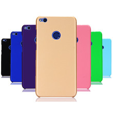 Phone Case Huawei P8 Lite 2017 ,360 Matte Hard plastic PC Candy Color Back Cover P9 Honor 8