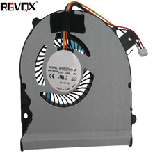 New Original Laptop Cooling Fan For ASUS S400 S400C F502 F502C PN:UDQFRYH89DAS KDB0605HB CPU Cooler/Radiator Fan new for asus vivobook s400 s400ca s400c 14 touch screen digitizer glass