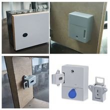 IC Card Sensor Digital RFID Lock IDIY Electronic Cabinet Hidden Smart Locks Sep12 Drop Ship