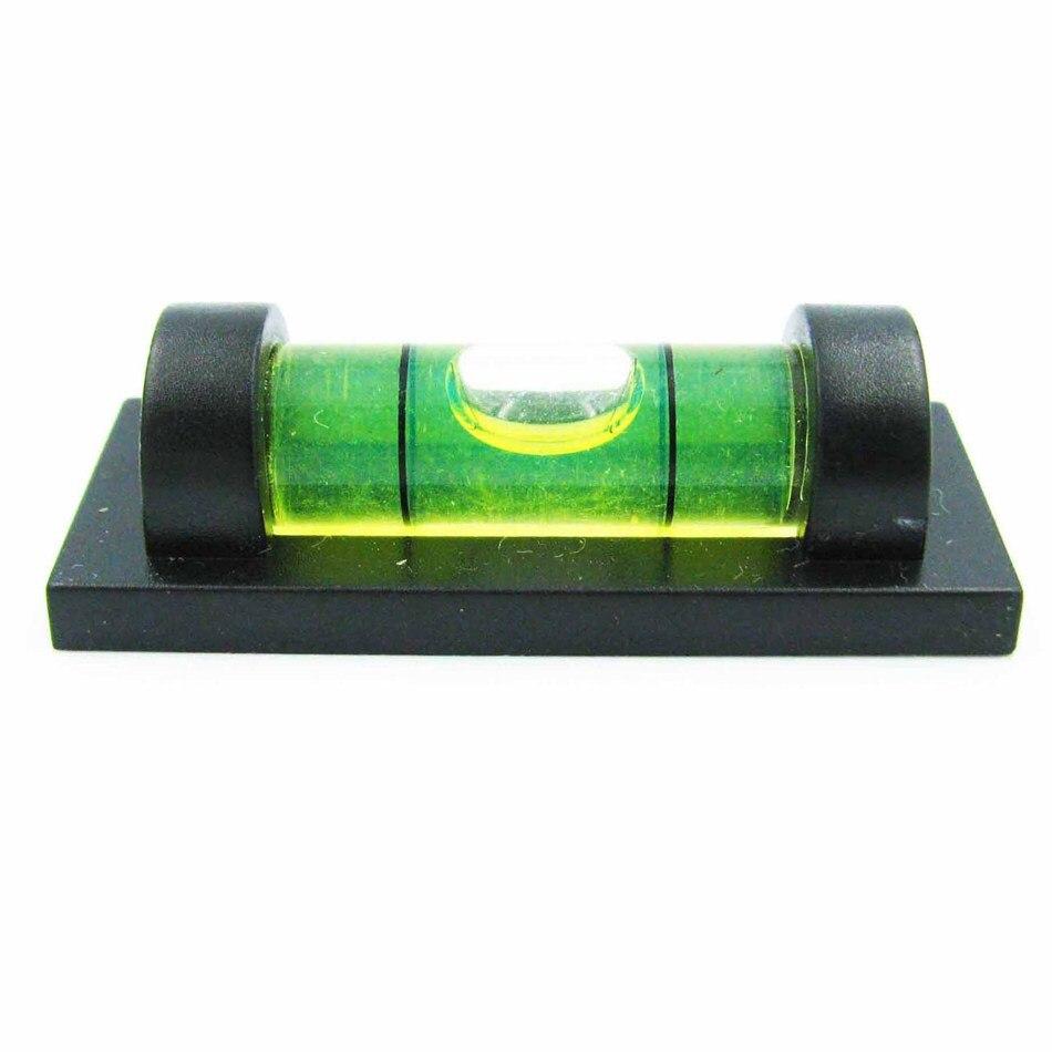 (1 Stück) Haccury Größe 47*19*14mm Wasserwaage Blase Mit Magnet Für Tv Rack Bilderrahmen Warenregal Rahmen Zubehör PüNktliches Timing