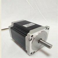 1 pcs Nema 23 Stepper Motor 57HS112 4204 4.2A 3N.m Nema 23 motor 112mm 425Oz in for 3D printer for CNC engraving milling machine