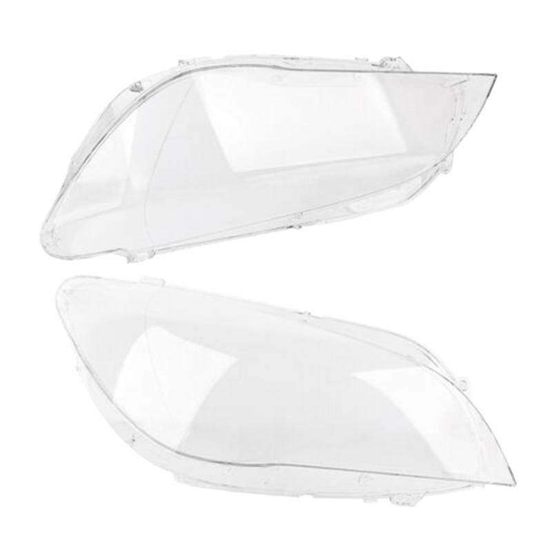 Car Headlight Head Light Lamp Housing Clear Lens Lampshade For Bmw 7 Series 09 15 F02