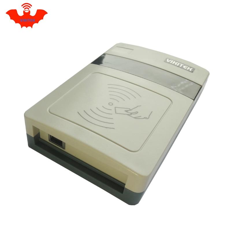 UHF RFID-läsare kort räckvidd Integrerad läsare usb-port skrivbord - Säkerhet och skydd - Foto 4