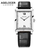 2016 Swiss Original Quartz Watch Agelcoer Brand Lovers Watches Women Bracelet Watch Sapphire Watch Women With