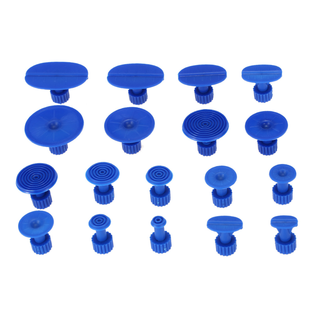 18Pcs/set Dent Repair Tool Dent Removal Puller Tabs Suction Cup Glue Tabs Car Auto Body Dent Repair Tool Car-styling Accessory