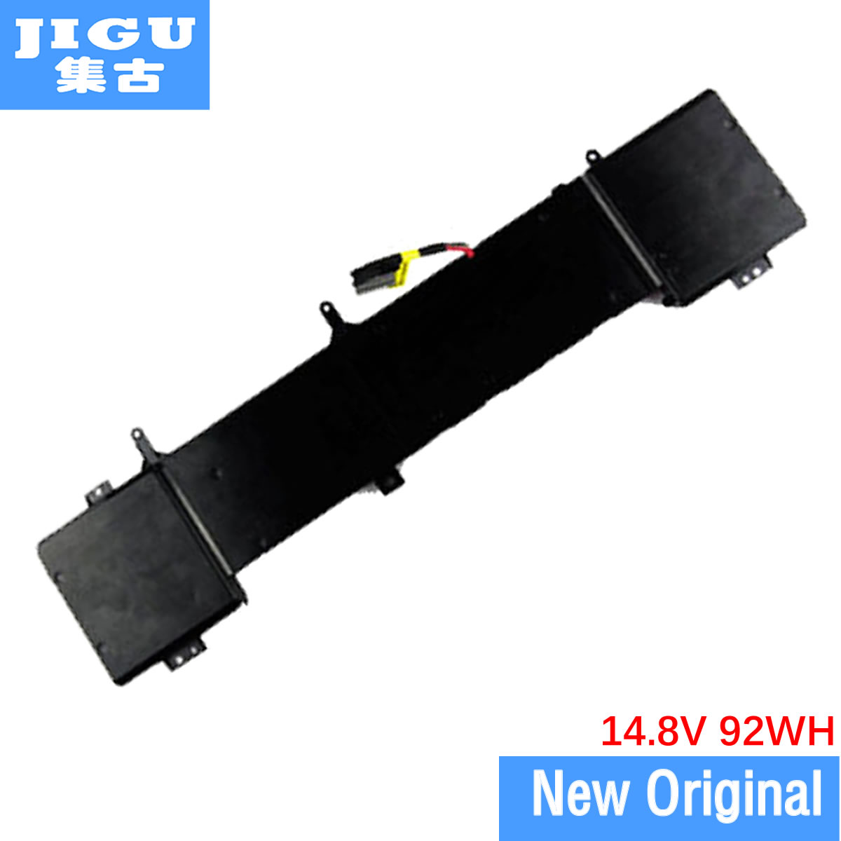 JIGU original Battery 6JHCY 6JHDV FOR DELL FOR Alienware 17 R2 ALW17ED-1728 1828T 2728 3728 3828 4738 4838 jigu laptop battery for dell 8858x 8p3yx 911md vostro 3460 3560 latitude e6120 e6420 e6520 4400mah