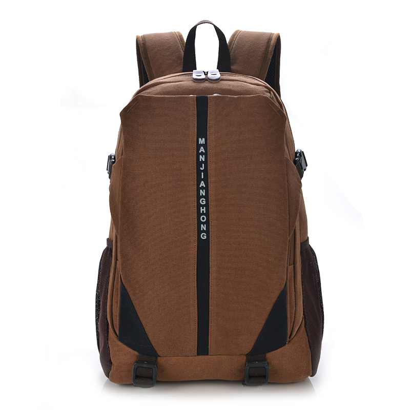 Large Capacity Fashion Canvas Travel Backpack Men Women Printing Men Backpack Laptop 14 inch Casual School Bags For Girls 1190 outdoor large capacity bag backpack waterproof laptop backpack fashion school travel bags for men women boys girls hiking sport