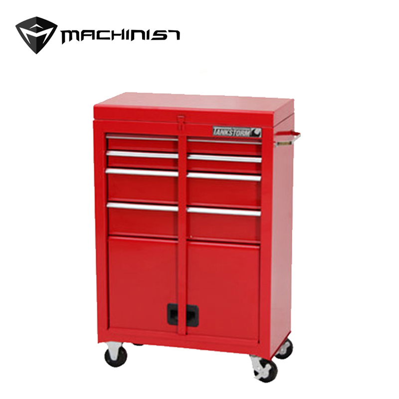 Auto Car Repair Maintenance Tools Toolkit With 2 Drawers Multifunction Trolley Tools Cabinet Fittings Storage Cart 73 5x66x33cm white wooden floor standing storage cabinet cupboard with 2 drawers and 2 doors dolap duzenleyici guardaroba