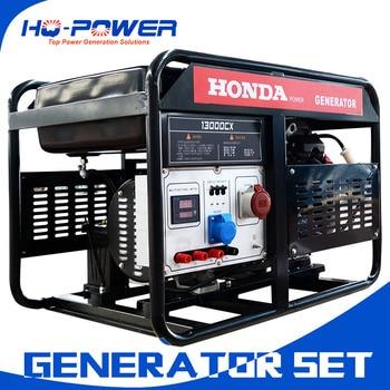 10kw generator alternator 220v petrol gerador 10000w gasoline genset