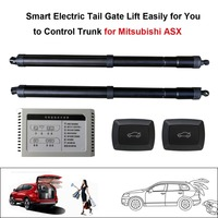 Smart Auto Electric Tail Gate Lift for Mitsubishi ASX 2013 2016 Control Set Height Avoid Pinch With electric suction