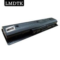 LMDTK için Yeni 6 HÜCRELERI laptop batarya hp ENVY 14 15 17 TouchSmart-17z Serisi P106 PI06 PI06XL PI09 ÜCRETSIZ KARGO