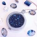 Красивые Cielo Pacific Blue Монета Кулон Ожерелье с 80 см Мяч Цепь Мой Монета Ювелирные Изделия 1 Компл.