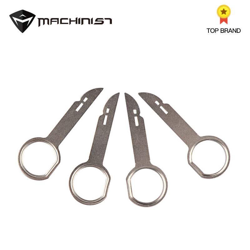 4Pcs Car Stereo Radio Removal Remove Tool For Audi Mercedes Benz Ford Volkswage Wholesale  4 Keys Car Accessories Hand Tool Set